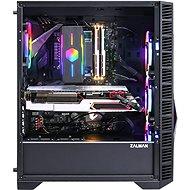 Zalman Z3 Iceberg Black - Počítačová skříň