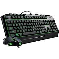 Cooler Master Devastator III - US - Set klávesnice a myši