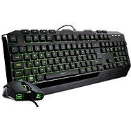Cooler Master Devastator III - CZ - Set klávesnice a myši