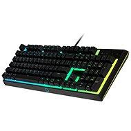 Cooler Master MK110, černá - US - Herní klávesnice