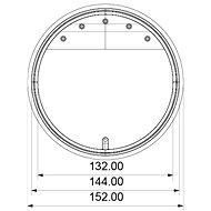 CATA KPK 150 - Zpětná klapka