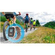Carneo TIK&TOK HR+ girl - Chytré hodinky