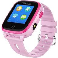 Carneo GuardKid+ 4G pink - Chytré hodinky