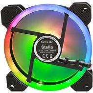GELID Solutions Stella 120mm ARGB - Ventilátor do PC