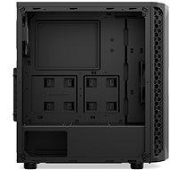 SilentiumPC Signum SG1Q TG RGB Pure Black - Počítačová skříň