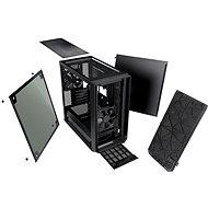 Fractal Design Meshify C Mini Dark Tempered Glass - Počítačová skříň