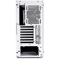 Fractal Design Meshify C White Tempered Glass - Počítačová skříň