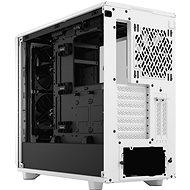 Fractal Design Meshify 2 White TG Clear - Počítačová skříň