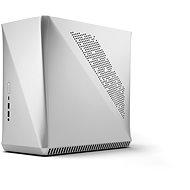 Fractal Design Era ITX Silver - White Oak - Počítačová skříň