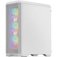 SilentiumPC Ventum VT4V EVO TG ARGB White - Počítačová skříň