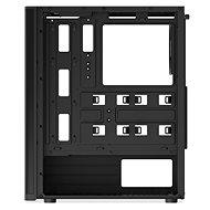 SilentiumPC Ventum VT2 Black - Počítačová skříň