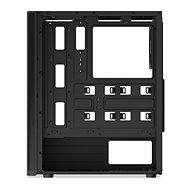 SilentiumPC Ventum VT2 TG Black - Počítačová skříň
