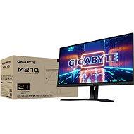 "27"" GIGABYTE M27Q - LCD monitor"