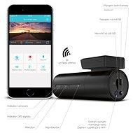 TrueCam H7 GPS 2.5K (s detekcí radarů) - Kamera do auta