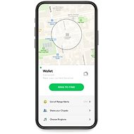 Chipolo CARD – Bluetooth lokátor - Bluetooth lokalizační čip