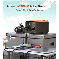 ChoeTech Portable Power Station 300Wh (EU) - Nabíjecí stanice