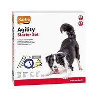 Karlie Agility Starter Set 6 překážek - Výcviková hračka