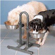 Trixie Psí bar s nastavitelnou výškou 2 × 2,8 l/24 cm - Miska pro psy