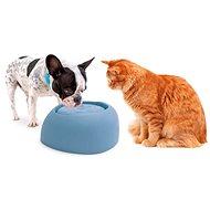 IMAC Fontána pro kočky a psy 220 V - 2000 ml - šedá - D 32 × Š 28 × V 13 cm - Fontána pro kočky