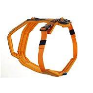 Non-stop dogwear postroj Line 8, oranžová - Postroj