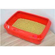 Super Benek Corn Natural 38 l - Stelivo pro kočky