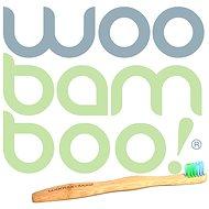 WooBamboo Zubní kartáček z bambusu pro malé psy a kočky - Zubní kartáček pro psy