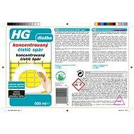HG Koncentrovaný čistič spár 500 ml - Čisticí prostředek