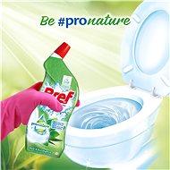BREF Pro Nature Grapefruit 12× 700 ml - Eko wc gel