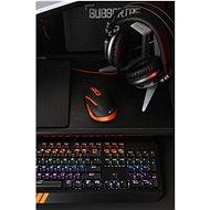 Canyon Hazard CND-SKB6-CS, černá - CZ - Herní klávesnice