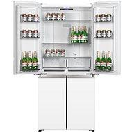 CONCEPT LA8783wh - Americká lednice