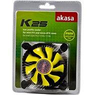 AKASA K25 - Chladič na procesor