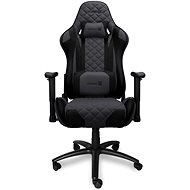 CONNECT IT Monaco Pro CGC-1200-GY, Gray - Herní židle