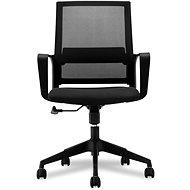 CONNECT IT ForHealth AlfaPro, černá - Kancelářská židle