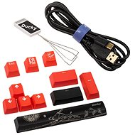 Ducky ONE 2 Mini Gaming, MX-Brown, RGB-LED, black - US - Herní klávesnice