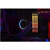 HyperX 32GB KIT DDR4 3600MHz CL17  FURY RGB series - Operační paměť