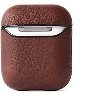 Decoded AirCase 2 Brown Apple AirPods - Pouzdro na sluchátka