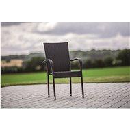 Zahradní židle PARIS antracit - Zahradní židle