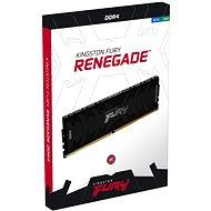 Kingston FURY 64GB KIT DDR4 3200MHz CL16 Renegade Black - Operační paměť