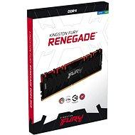 Kingston FURY 64GB KIT DDR4 3200MHz CL16 Renegade RGB - Operační paměť