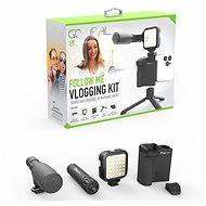 Digipower Follow Me Vlogging Kit - Držák na mobilní telefon