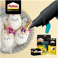 PATTEX Hobby Hot Sticks 11 mm/10ks - Lepicí tyčinky