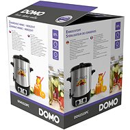 DOMO DO42323PC - Zavařovací hrnec