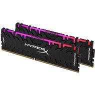 HyperX 64GB Kit DDR4 3200MHz CL16 XMP RGB Predator - Operační paměť
