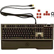 XPG SUMMONER Cherry MX Red - CZ - Herní klávesnice
