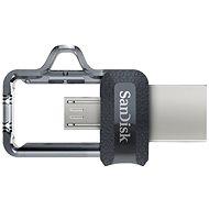 SanDisk Ultra Dual USB Drive m3.0 128GB - Flash disk