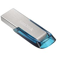 SanDisk Ultra Flair 32GB tropická modrá - Flash disk
