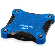 ADATA SD600Q SSD 480GB modrý - Externí disk