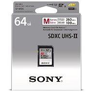 Sony SDXC 64GB Professional - Paměťová karta