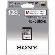Sony SDXC 128GB Professional - Paměťová karta