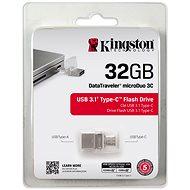 Kingston DataTraveler MicroDuo 3C 32GB - Flash disk